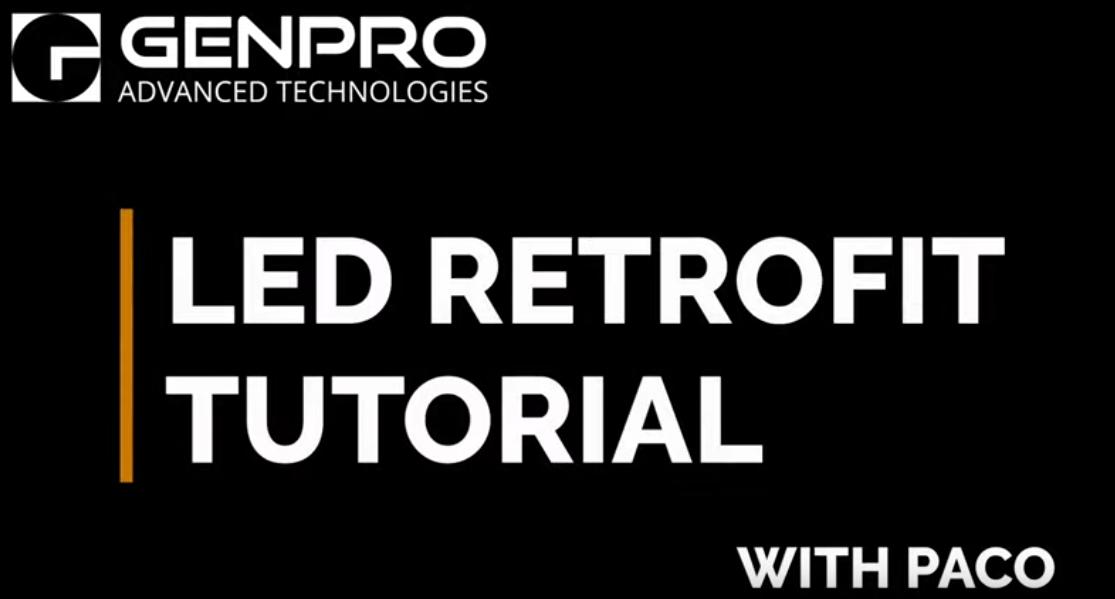 LED Retrofit Tutorial