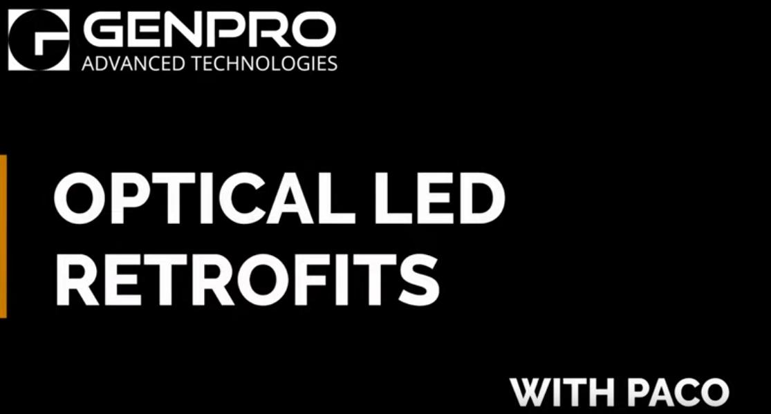 Optical LED Retrofit Kits