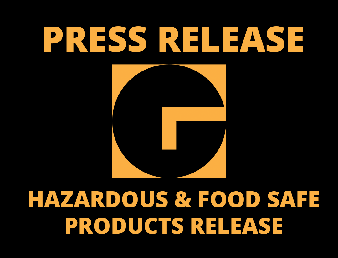 GenPro Adv. Tech Launches Product Family of Hazardous & Food Safe Products